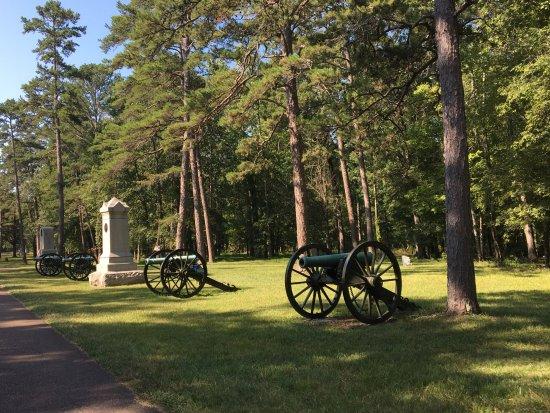 Fort Oglethorpe, GA: Chickamauga Battlefield
