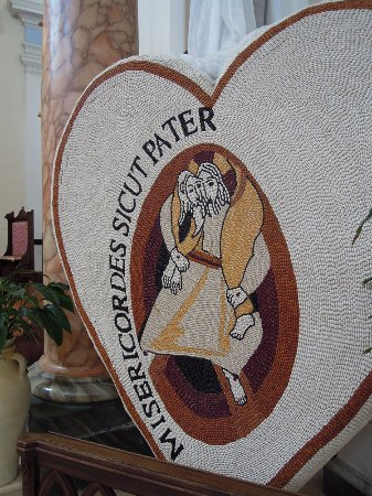 Marta, Italien: Logo del Giubileo della Misericordia