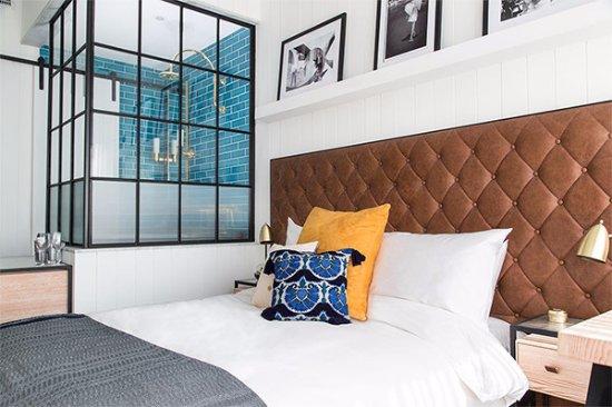 The Williamsburg Hotel King Terrace Room