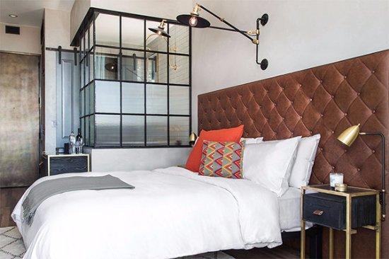 The Williamsburg Hotel Studio Terrace Room