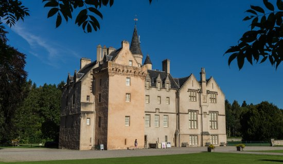 Forres, UK: Exterior