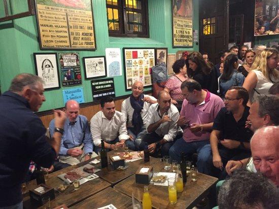 Restaurante tabanco el pasaje en jerez de la frontera con for Cocina y alma jerez