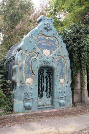 Kozma Cemetery: Schmitl Family Mausoleum