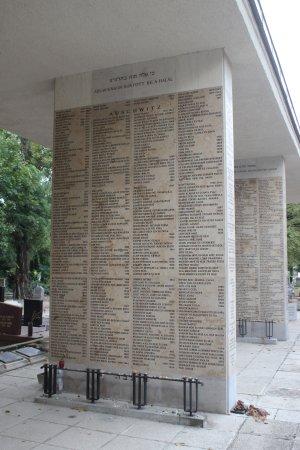 Kozma Cemetery: Holocaust Memorial at Kozma Street Cemetery