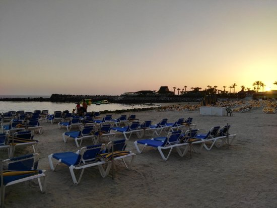 Hotel Terraza Amadores: spiaggia