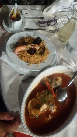 Tana del Lupo : Zuppa di pesce