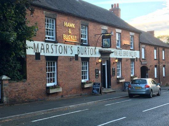 Etwall, UK: An excellent village pub!