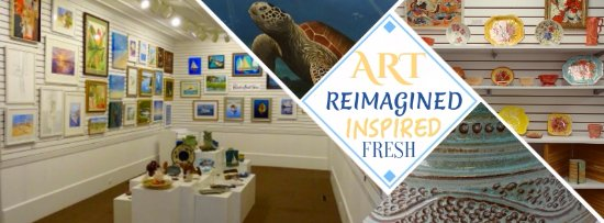 Southport, NC: Art reimagined