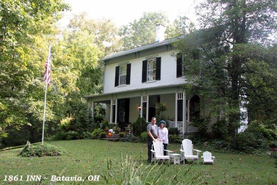 Batavia, Ohio: Our post card