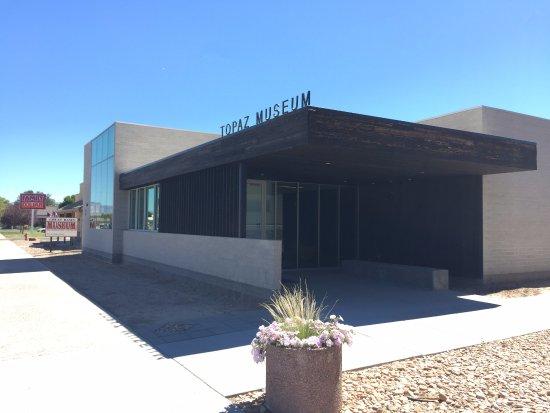 Topaz Museum, Delta Utah