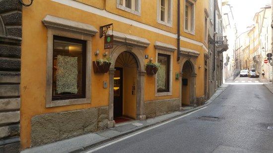 Hotel Residence L'Albero Nascosto : Il locale_esterno