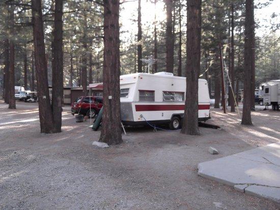 June Lake, CA: Space 53 Pinecliff