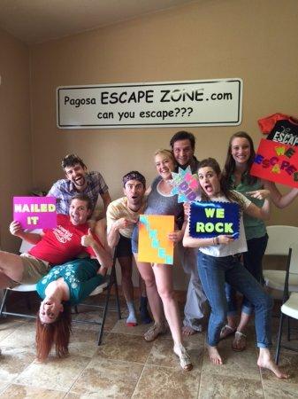 Pagosa Springs, Colorado: Yeah we did it!