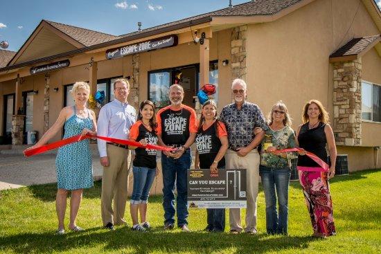 Pagosa Springs, Colorado: Grand Opening