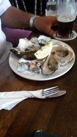 Roundstone, Ιρλανδία: oyster