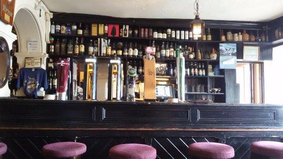 Roundstone, Ierland: Bar