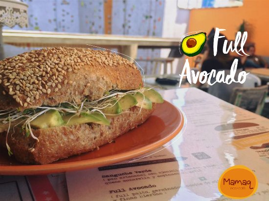 Lima Region, Peru: Full Avocado