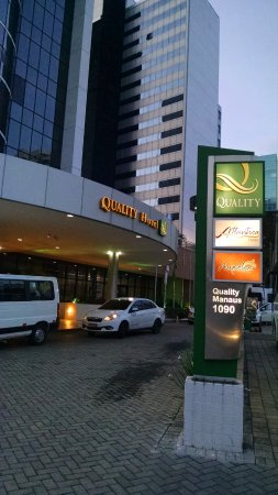 Quality Hotel Manaus Photo