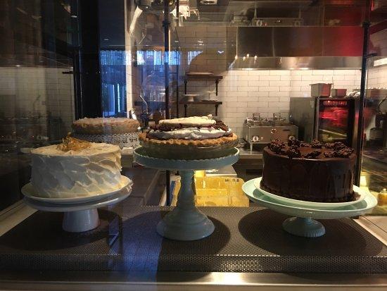Desserts Picture Of South City Kitchen Buckhead Atlanta Tripadvisor