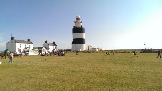 Fethard On Sea, ไอร์แลนด์: Lighthouse
