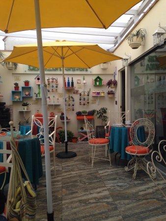 فيلا سانتا ميرافلوريس: Me encanta la decoración y detalles del hotel