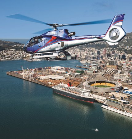 Wellington Helicopters Limited