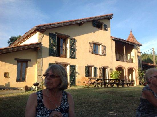Castex, فرنسا: Manzac Gites