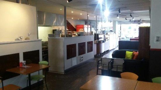 Ulladulla, Australië: Great breakfast, nice place
