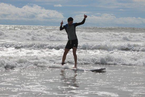 Playa Grande, كوستاريكا: Living the dream