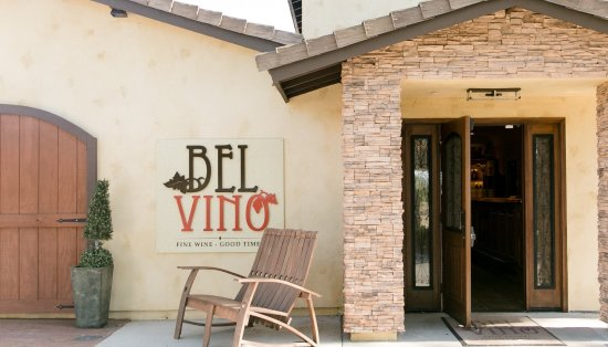 Bel Vino Winery