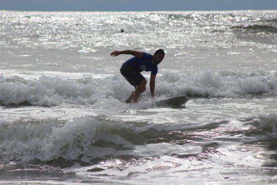 Playa Grande, كوستاريكا: Smooth ride