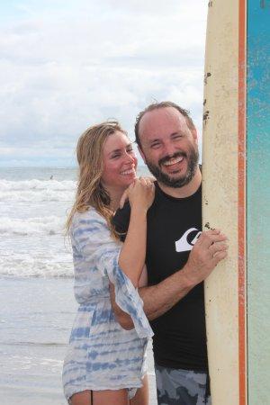 Playa Grande, Costa Rica: Smile