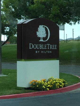 DoubleTree by Hilton Grand Junction : Sign.