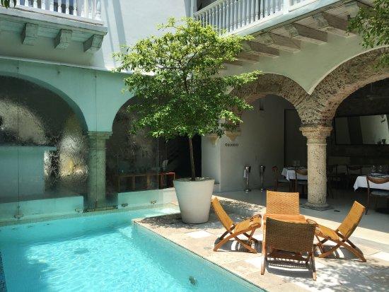 Diseño interior Restaurante, esta es la terraza.: fotografía de ...