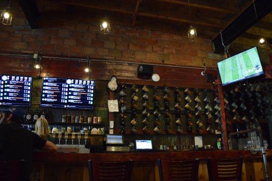 Grayling, MI: Electronic Tap Board