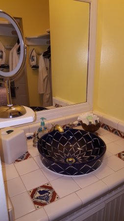 room 111 king pool patio bathroom sink picture of the caribbean