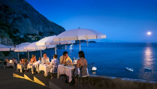 Hotel Onda Verde: Romantic Sunset dinner