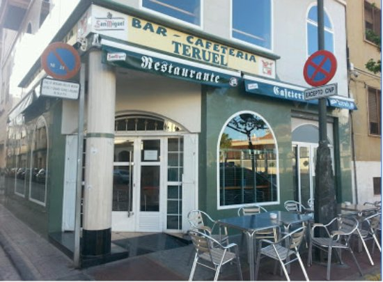 Cafeteria restaurante teruel puerto de sagunto fotos n mero de tel fono y restaurante - Restaurantes en puerto de sagunto ...