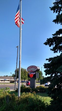 Princeton, MN: Aug 2016 - Street sign