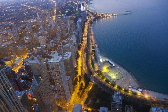 360 시카고 전망대 사진