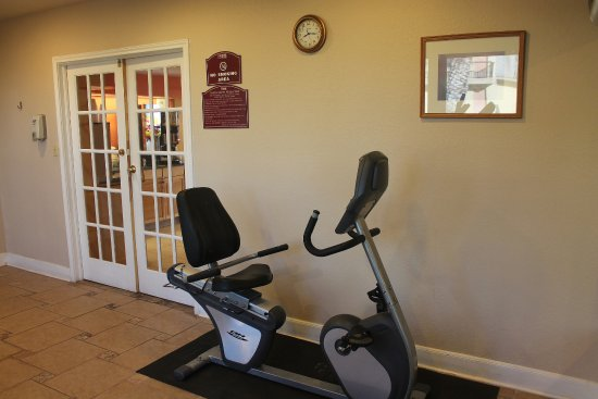 Fitness Room Picture Of Bays Inn Suites Baytown Baytown - Bays inn baytown