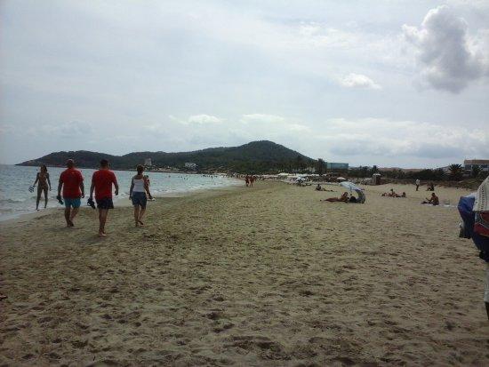 Sant Jordi, Spanyol: La playa