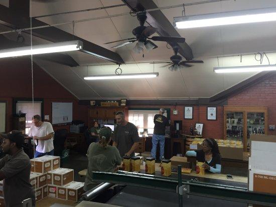 Frankfort, KY: Distillery tour.