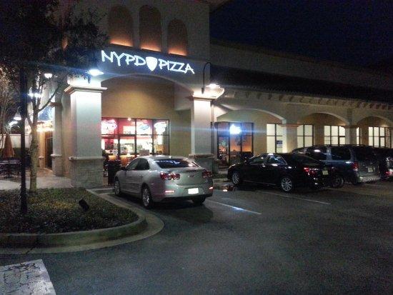 NYPD Pizza of Lkae Cay - Picture of NYPD Pizza, Orlando - TripAdvisor
