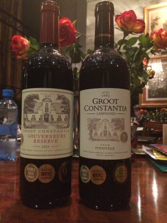 Constantia, Südafrika: 3 of the finest