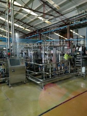 Alto Jahuel, ชิลี: Processo de envase