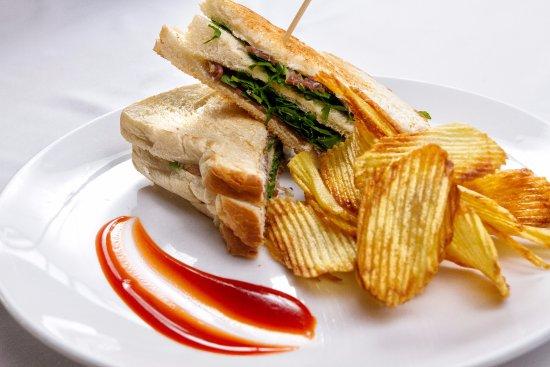 Friday's Boracay: Fridays Boracay Bar & Restaurant Dish