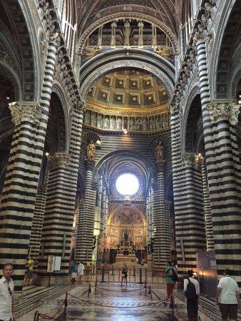 Siena, Italy: Interior