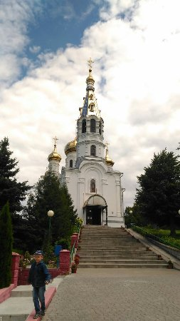 Kamyanyets, Białoruś: Свято-Симеоновская церковь