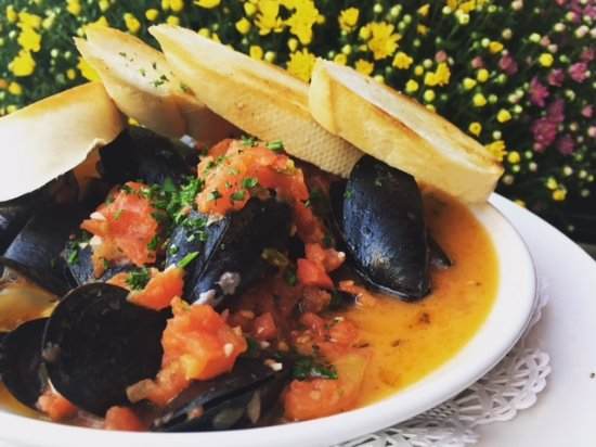 Ignite Bar & Grille: mussels